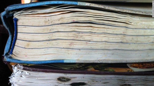 Eat This List: My 8 most stained and damaged cookbooks