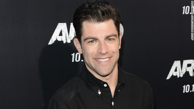 Max Greenfield has an interesting definition to share