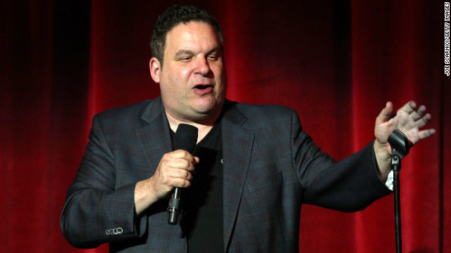 Jeff Garlin's