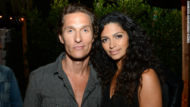 McConaughey: First burger post-diet was as good as I hoped