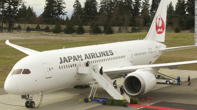 Japan OKs 787s to fly again