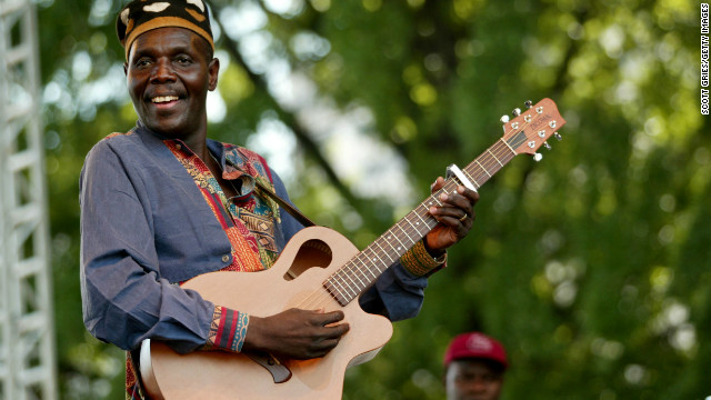Oliver Mtukudzi is a world-renowned Zimbabwean musician with an illustrious career spanning four decades.