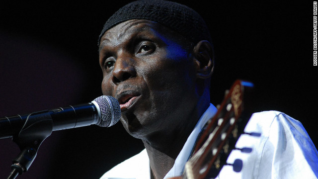 Affectionately known as &quot;Tuku&quot; to his fans, the award-winning musician uses his music to change attitudes and campaign against social injustices