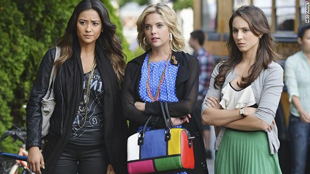 'Pretty Little Liars' are back for more