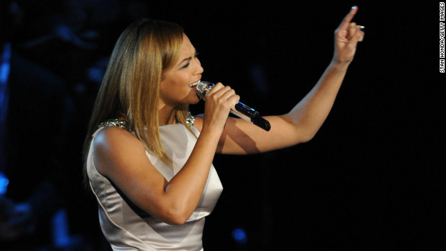 Beyoncé to perform for inauguration
