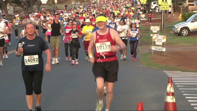 Don Wright ran 50 marathons in 50 states -- all while battling cancer. <a href='http://www.cnn.com/2013/02/25/health/human-factor-don-wright/index.html'>Read more</a>.