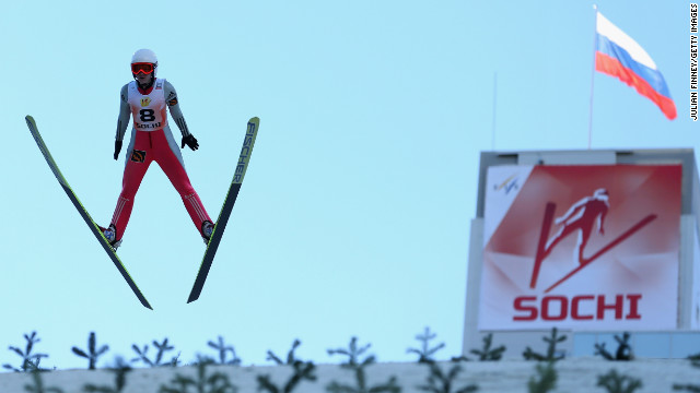 As well as ski halfpipe, ski slopestyle and snowboard slopestyle, other new events for Sochi 2014 include snowboard parallel special slalom, women's ski jumping, biathlon mixed relay, team figure skating and luge team relay.