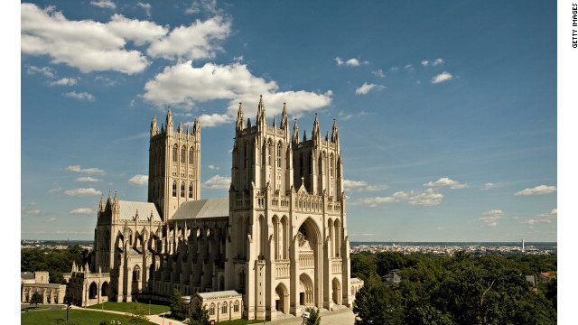 Washington National Cathedral to wed same-sex couples