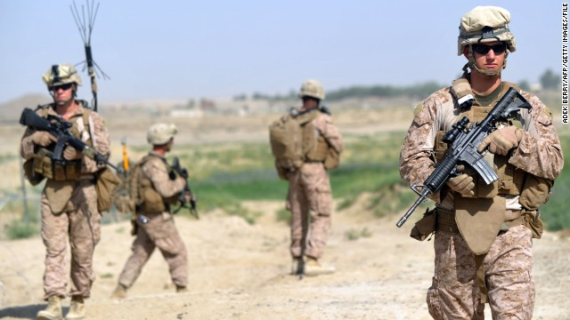 Sources: Half of U.S. troops in Afghanistan coming home in next year