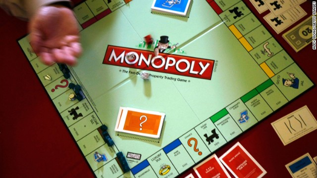 Out with the iron, in with the cat: Monopoly has a new token