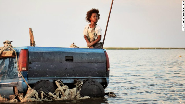 Quvenzhan Wallis (&quot;Beasts of the Southern Wild&quot;); Jessica Chastain (&quot;Zero Dark Thirty&quot;); Jennifer Lawrence (&quot;Silver Linings Playbook&quot;); Emmanuelle Riva (&quot;Amour&quot;); Naomi Watts (&quot;The Impossible&quot;)