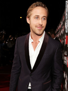 We'd pay a high bounty to the photographer who could capture Ryan Gosling breaking even just a single bead of sweat. He can probably stay cool in a New York subway in July.