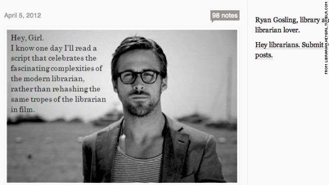 From the original &lt;a href='http://fuckyeahryangosling.tumblr.com/' target='_blank'&gt;&quot;F*** Yeah, Ryan Gosling,&quot;&lt;/a&gt; Tumblr to &lt;a href='http://feministryangosling.tumblr.com/' target='_blank'&gt;&quot;Feminist Ryan Gosling,&quot;&lt;/a&gt; to &lt;a href='http://typographerryangosling.tumblr.com/' target='_blank'&gt;&quot;Typographer&quot;&lt;/a&gt; and a &lt;a href='http://librarianheygirl.tumblr.com/' target='_blank'&gt;library-loving Ryan Gosling&lt;/a&gt;, the Internet would be a lesser place without Gosling memes.