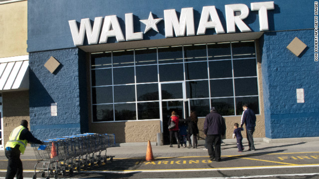 Wal-Mart will meet with Holder, not Biden