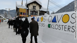 Davos 2013: New year, same old problems?