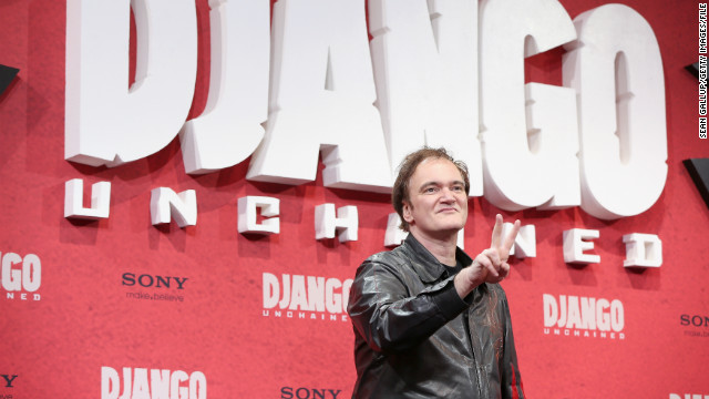 Quentin Tarantino's &quot;Django Unchained&quot; received five nominations, including best picture -- yet best director wasn't one of them.