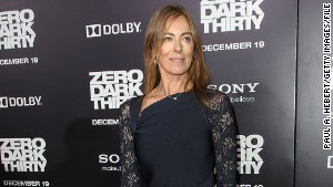 Kathryn Bigelow at the 2012 premiere of \