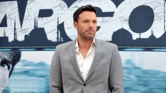 &quot;Argo&quot; director and star Ben Affleck wasn't directly acknowledged for his work on the film by the academy, however, the drama picked up a total of seven nominations, including best picture. Alan Arkin was also named in the best supporting actor category.