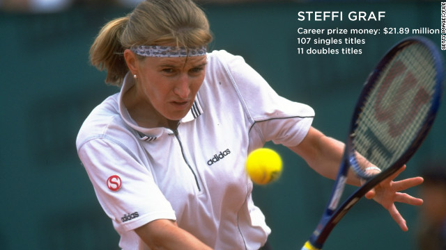 Steffi Graf Tennis