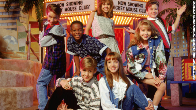 Gosling, bottom left, also appeared in nostalgic kid TV classics like &quot;The All New Mickey Mouse Club,&quot; &quot;Are You Afraid of the Dark?&quot; and &quot;Goosebumps.&quot;