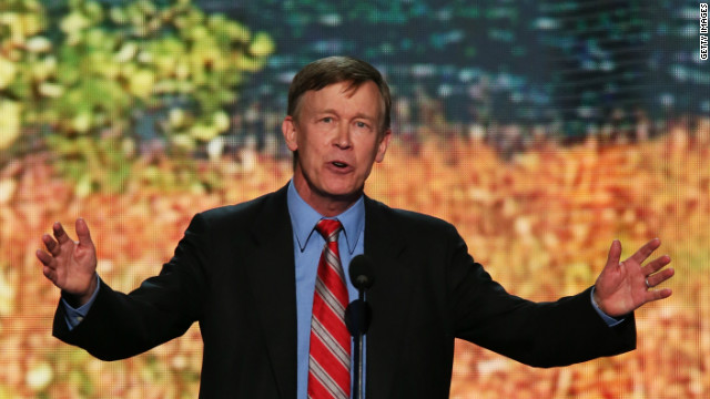 Colorado governor wants universal background checks on gun sales
