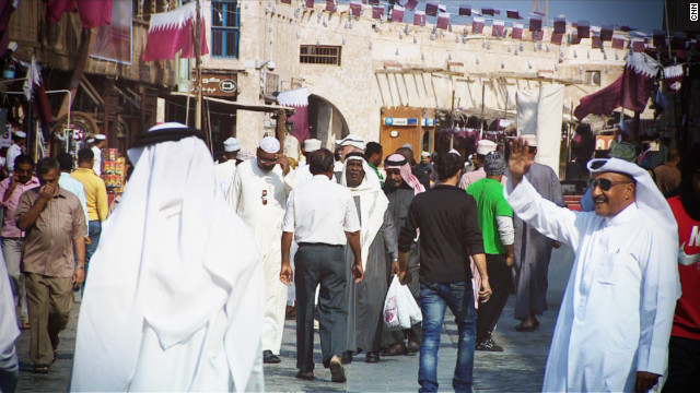 Visitors hoping to catch a more traditional glimpse of Qatar can take a trip to the Souq Waqif, which has been situated on the same site for more than a century.