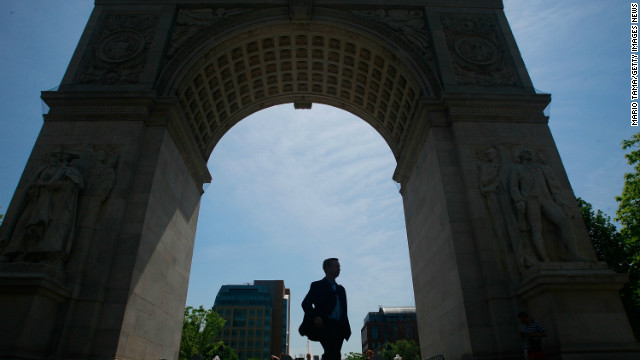 NYPD: Washington Square Arch target in explosives case
