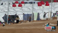 Sheltering Syrians from the cold