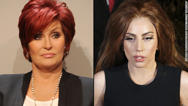 Sharon Osbourne: Lady Gaga is a bully