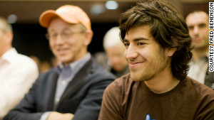 Aaron Swartz co-founded Reddit and co-wrote the initial specification for RSS.