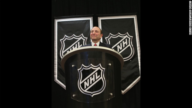<a href='http://www.cnn.com/2013/01/09/sport/nhl-deal-board/index.html' target='_blank'>An abbreviated 48-game regular season</a> is set to begin Saturday. The 2012 portion of the schedule was scrapped in a lockout after the players' contracts expired, and no agreement was reached for three months.