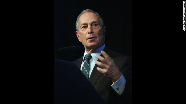 New York Mayor Michael Bloomberg will deliver the opening remarks at the Summit on Reducing Gun Violence in America at Johns Hopkins University on Monday, the one-month anniversary of the <a href='http://www.cnn.com/SPECIALS/us/connecticut-school-shooting/index.html' target='_blank'>Newtown school massacre</a>. Following two days of presentations, Experts from major universities will make suggestions for policies that can help reduce gun violence. Bloomberg is also the co-chair of Mayors Against Illegal Guns.<!-- --> </br><!-- --> </br>Here's a look at what else CNN is covering this week.