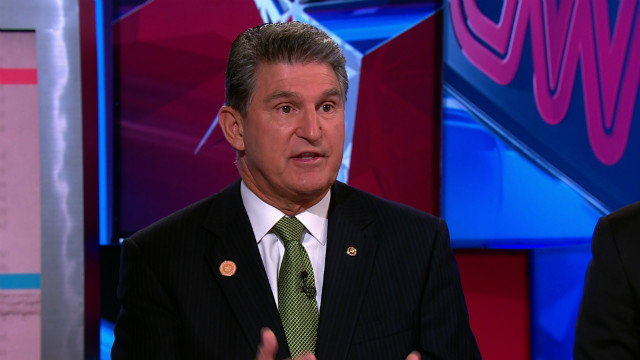 Manchin: Federal gun legislation must be &#039;comprehensive&#039;