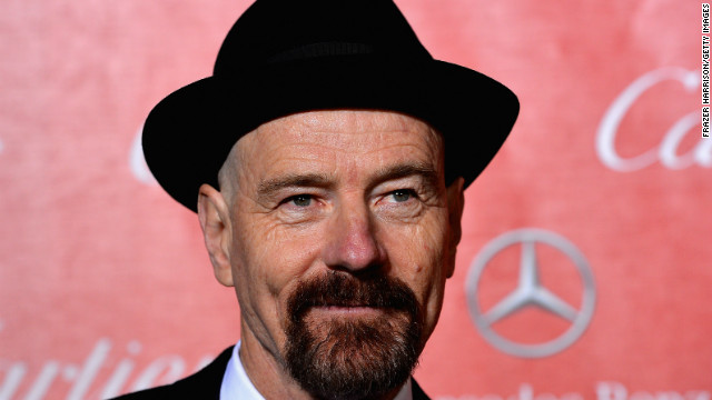 Bryan Cranston&#039;s fan mail gets ... interesting