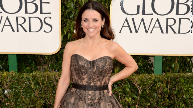 Birthday girl Julia Louis-Dreyfus is expecting to lose at Globes