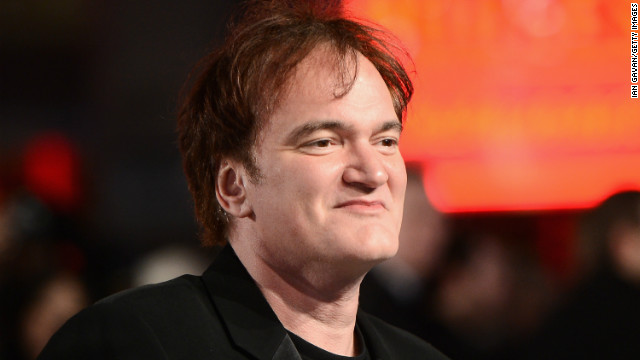 "Quentin Tarantino won the Golden Globe for best screenplay with ""Django Unchained."" He also won that award in 1995 for ""Pulp Fiction."""
