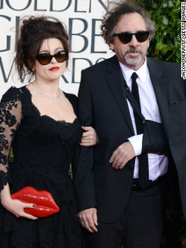 Helena Bonham Carter, Tim Burton