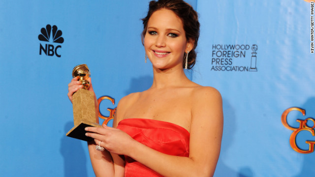 Jennifer Lawrence clarifies 'I beat Meryl' line