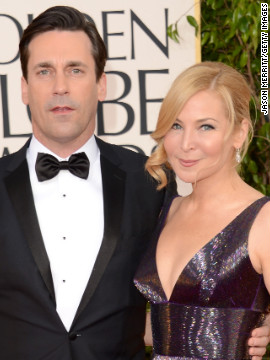 Jon Hamm, Jennifer Westfeldt 