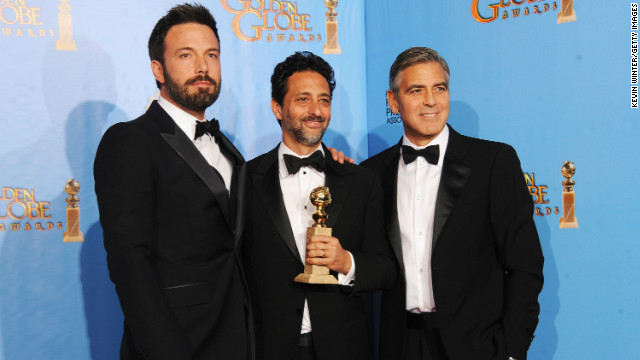 70th Golden Globes: The winners list