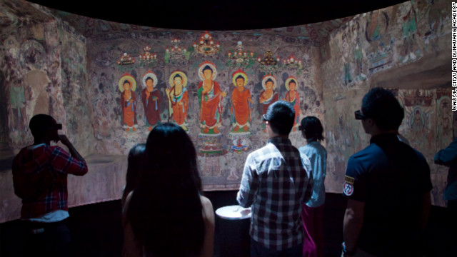 Buddhas in 3-D: Technology and the battle to preserve Asia's heritage