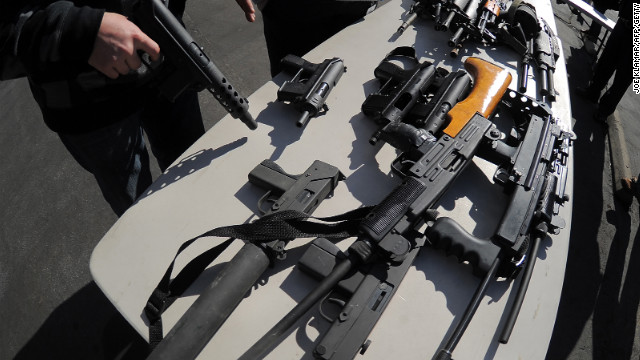 Poll: Dissatisfaction rising in U.S. gun laws