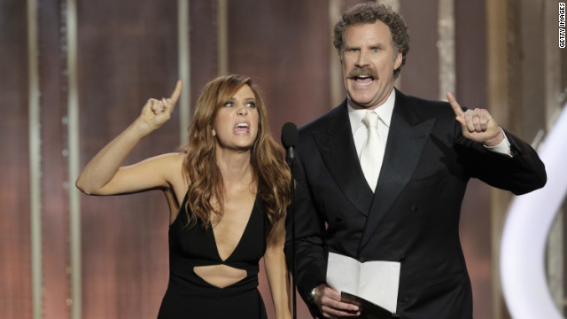 Golden Globes rewind: Five clips to watch