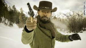 Foxx\'s Django is the film\'s only black character to show interest in gaining freedom, Jesse Williams argues.