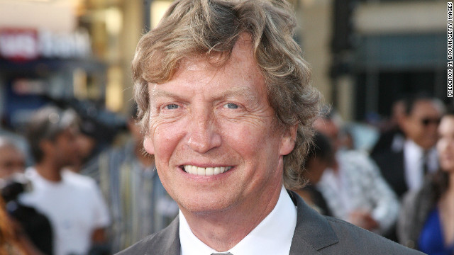 Nigel Lythgoe: Nicki Minaj is one of the best judges I've worked with
