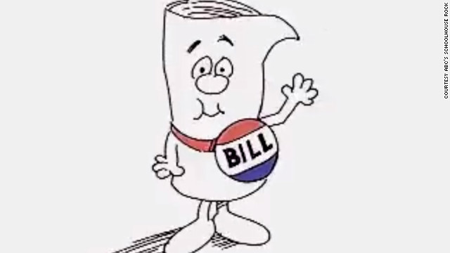 'I'm just a bill:' Schoolhouse Rock, 40 years later, still teaches generations