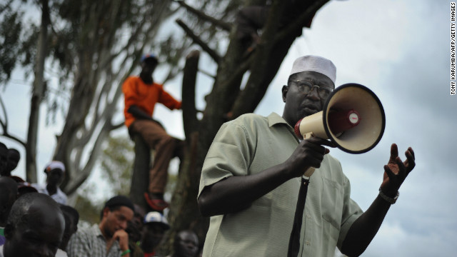 Obama inspires half-brother to run for office in Kenya