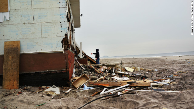 """Ninguna tormenta volverá a llamarse """"Sandy"""", señala agencia de la ONU"""