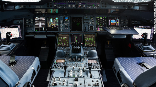 A new FAA proposal would limit airline pilots' use of personal electronics during a flight. 
