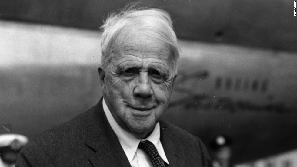 "President-elect John F. Kennedy personally asked celebrated poet (and Kennedy supporter) Robert Frost to recite a poem at his presidential inauguration. Frost was the first poet to do so in the history of the event. During the 1961 inauguration, Frost recited ""The Gift Outright."" This is an excerpt from the poem:<!-- --> </br><!-- --> </br>The land was ours before we were the land's.<!-- --> </br>She was our land more than a hundred years<!-- --> </br>Before we were her people. She was ours<!-- --> </br>In Massachusetts, in Virginia,<!-- --> </br>But we were England's, still colonials,<!-- --> </br>Possessing what we still were unpossessed by,<!-- --> </br>Possessed by what we now no more possessed."